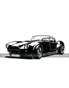1965 AC cobra free vector Car Vector, Vector Free, Ac Cobra, Car Drawings, Vector Illustrations, Laser Engraving, Stencil, Cars, Prints