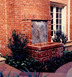 You can turn your luxury backyard into an extension of your exquisite interior world with the installation of a garden wall fountain from Exterior Worlds. These beautiful and soothing water features can serve both as a centerpiece of your landscape design and as a pleasing secondary accessory within the overall outdoor design.  Garden wall fountains make any space more interesting, beautiful and restful. The sight and sound they create can become a focal point during a morning meditation…