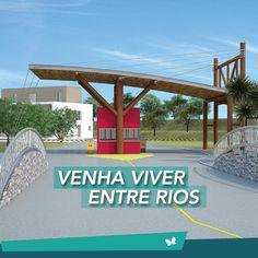 Aqui o seu sonho é possível! Venha conhecer o Jardim Entre Rios :) #CondomínioFechado #JardimEntreRios #ValeDoAço #MG