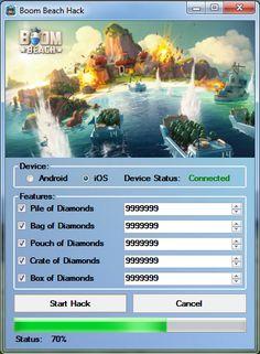 Boom Beach Hack (Unlimited Diamonds) | Games Hooks http://gameshooks.com/boom-beach-hack-unlimited-diamonds/