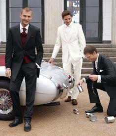 Nice Suits #LELOBridal #Wedding