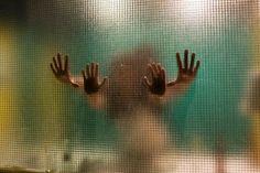 En la ducha...