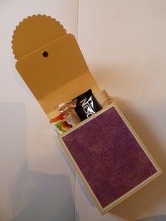 T.i.e.v.a. - Design: Anleitung für die Geschenkbox to go