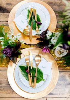 Most Luxury Gold Wedding Decorations ★ gold wedding decorations golt plats photographybysayma Gold Wedding Decorations, Reception Decorations, Table Decorations, Wedding Shoot, Boho Wedding, Wedding Ideas, Wedding Stuff, Dream Wedding, Wedding Table Place Settings