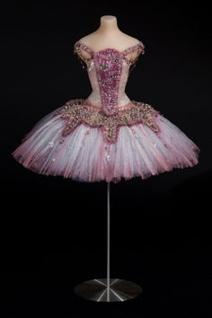 Our Sugarplum Fairy miniature. Photograph by Richard Wilding.