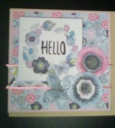 Making Cards feb 2015. Love this