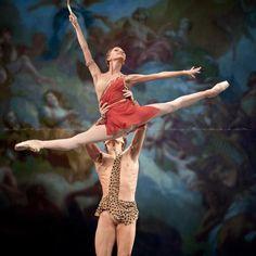 "Anastasia Stashkevich and Denis Matvienko in ""Diana and Acteon"" - Ballet, балет, Ballett, Bailarina, Ballerina, Балерина, Ballarina, Dancer, Dance, Danse, Danza, Танцуйте, Dancing, Russian Ballet"