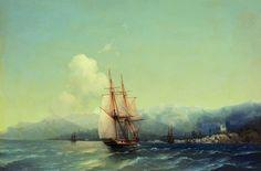 CRIMEA (1852) by Ivan Aivazovsky