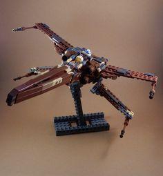 Lego Motorbike, Steampunk Lego, Lego Soldiers, Lego Universe, Lego Halloween, Lego Machines, Lego Creator Sets, Lego Display, Lego Sculptures