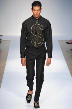 Moschino SpringSummer 2015 Collection - London Collections Men