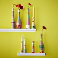 Vases Idée déco: http://villeneuve.zodio.fr/tendance/index/deco/?p=1