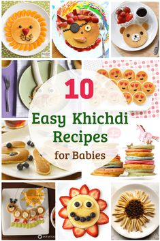Check out our list of 50 pancake recipes for babies and toddlers to feed your baby a variety of grains, millet, fruits, vegetables and dairy.Say bye to boredom! Baby Puree Recipes, Pureed Food Recipes, Pancake Recipes, Easy Toddler Meals, Easy Family Meals, Toddler Food, 7 Month Old Food, Toddler Vegetables, 7 Months Baby Food