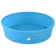 This Behlen Country 1000 gallons blue poly stock tank is a round stock tank. This model stock tank come with a 2 year manufacturing warranty. Poly Stock Tank, Round Stock Tank, Metal Stock Tank, Galvanized Stock Tank, Stock Tank Pool, Plastic Stock Tanks, Small Backyard Pools, Backyard Ideas, Backyard Ducks
