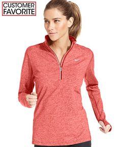 Nike Element Dri-FIT Half-Zip Pullover