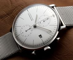 JUNGHANS Max Bill Chrono Scope