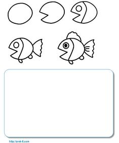 32 Best Teaching kids how to draw animals. images