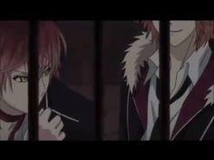 Diabolik Lovers ¡¡ Ayato x Yui x Raito ¡¡