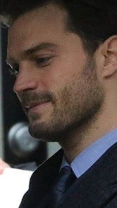 Jamie Dornan is simply Scintillating