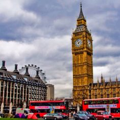 London - It's been so long since I was there. Would love to go back!