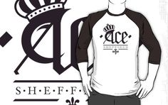 Ace, Sheffield - Crowning Glory Tee £18.48