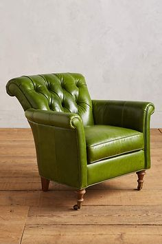 leather gwinette #chair #anthroregistry