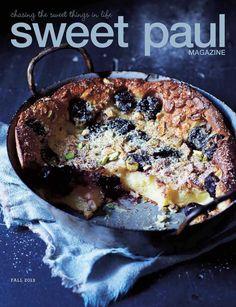 Sweet Paul magazine fall/2013 #craft #design #food #handmade #recipes #free