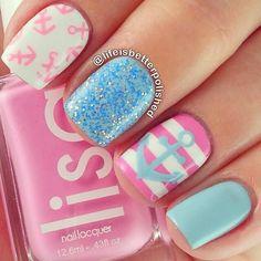 Cute Nail Art Ideas www.nailsinspiration.com
