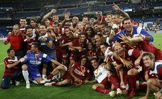 Sevilla FC Campeón de la Supercopa de España 2007