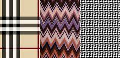 Xadrez Burberry e pied de poule: a história por trás de 6 estampas icônicas
