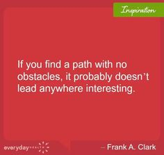 Overcoming Obstacles Quotes 7 Proven Ways For Overcoming Obstacles  Motivation  Pinterest .