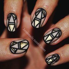 Instagram photo by @ jennsnails #nail #nails #nailart
