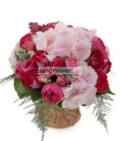 Естественная красота http://www.sendflowers.ru/rus/flowers/ac795.html