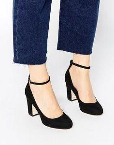 Image 1 ofASOS STAMP Heels