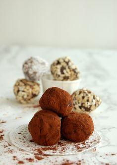 Madame Gateau: Chocolate Truffles