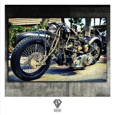 Arkane Workshop | Picture by Js Batailler press report for Freeway Magazine. Eurofestival Harley Davidson Grimaud 2012. #arkaneworkshop #instarkane #lateral #kustom #kustoms #freewaymagazine #hd #motorcycle  #abnormal #arbnormalcycles #grimaud #eurofestival #harleydavidson  #sidecar #freewaymag #kustomkulture #france