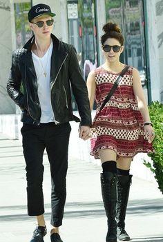 Austin Butler and Venessa Hudgens