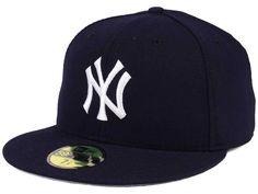 New York Yankees New Era MLB Retro Classic 59FIFTY Cap 1383189a873