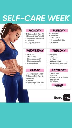 How To Build Your Own Beginners Fitness Workout Plan Fitness Workouts, Gym Workout Tips, Fitness Workout For Women, At Home Workout Plan, At Home Workouts, Fat Workout, Exercise At Home, Weekly Workout Plans, Easy Fitness