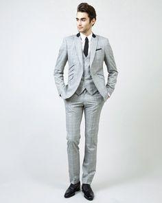 gris clair carreaux