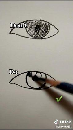 Art Drawings Sketches Simple, Pencil Art Drawings, Cool Drawings, Drawing Ideas, Art Drawings Beautiful, Diy Canvas Art, Drawing Challenge, Drawing Techniques, Art Tutorials