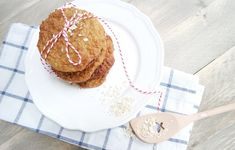 Legally-Food: Havermout Eierkoeken - kwark
