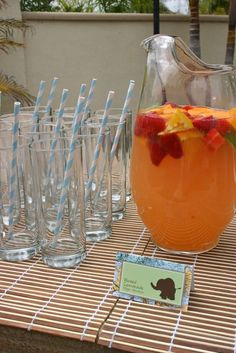 Baby Shower Party Ideas | Photo 10 of 26