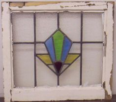 US $85.00 in Antiques, Architectural & Garden, Stained Glass Windows