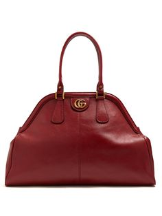 RE(BELLE) large top handle leather tote | Gucci | MATCHESFASHION.COM US