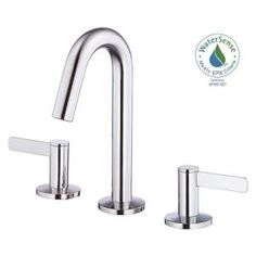 Buy the Danze Chrome Direct. Shop for the Danze Chrome Amalfi Double Handle Widespread Bathroom Faucet (Valve Included) and save. Widespread Bathroom Faucet, Lavatory Faucet, Bathroom Sink Faucets, Bathroom Fixtures, Lake Bathroom, Bathroom Plumbing, Kitchen Faucets, Tub Faucet, Bathroom Mirrors