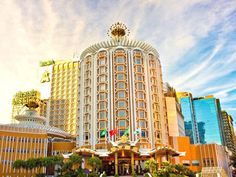 Macau: 2 Night Stay at the Lisboa Hotel Macau with City Tour and Transfers