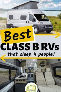 Class B Camper Van, Class B Rv, Suv Camping, Camping Ideas, Camping Outdoors, Camping Essentials, Camping Hacks, Class B Motorhomes, Pleasure Way