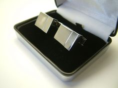 New Boxed USB Flashdrive Cufflinks Working Memory Stick Mens Gift Working Memory, Flash Drive, Jewelry Gifts, Birthday Gifts, Cufflinks, Usb, Memories, Wallet, Handmade