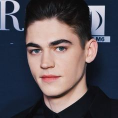 PARIS, FRANCE - APRIL Actor Hero Fiennes-Tiffin attends the 'After' Photocall at Hotel Royal Monceau Raffle on April 2019 in Paris, France. (Photo by Stephane Cardinale - Corbis/Corbis via Getty Images) Pretty Men, Pretty Boys, Beautiful Men, Hottest Guy Ever, Hardin Scott, After Movie, Hessa, Hero 3, Hollywood Actor