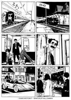 Pagina 31 - L'alba dei morti viventi - lo speciale #Halloween de #iSarcastici4. #LuccaCG15 #DylanDog #fumetti #comics #bonelli